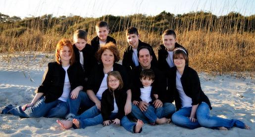 Mega Adoptive Family