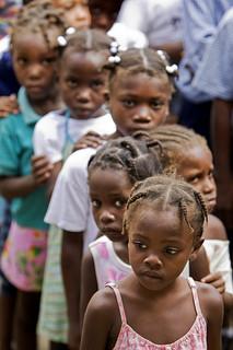 Haiti: International Adoptions