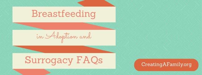 Adoptive Breastfeeding FAQs