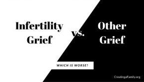 Understanding infertility grief