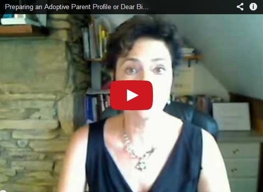 adoption-video_Preparing an Adoptive Parent Profile or Dear Birthmother Letter