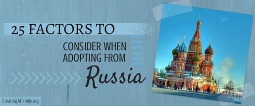 russian adoptions