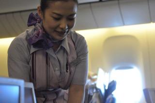 flight attendant miscarriage