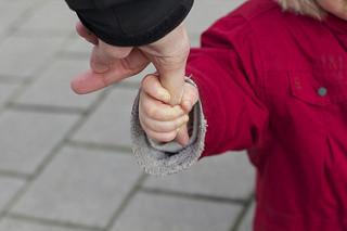 disciplining abused children