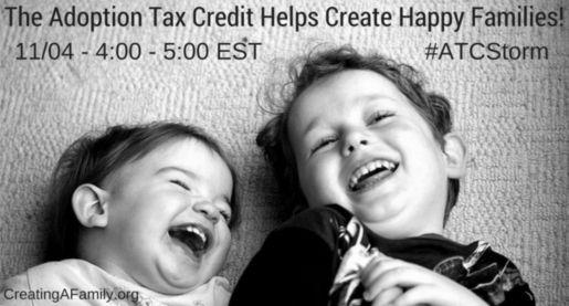 adoption tax credit twitter storm