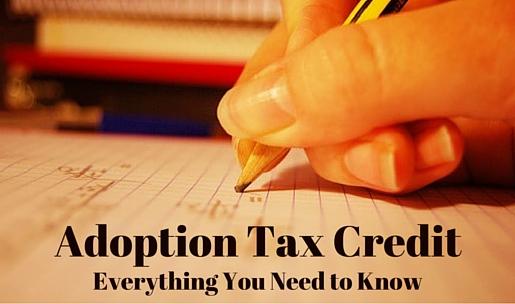Adoption Tax Credit 2016