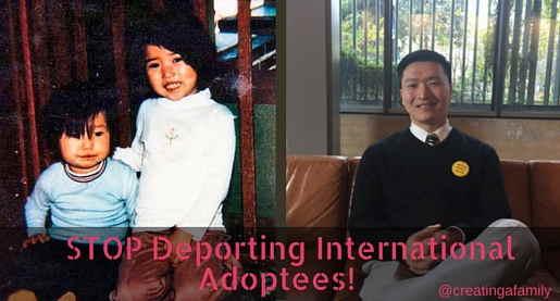 stop deporting international adoptees