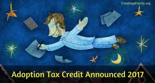 Adoption Tax Credit 2017