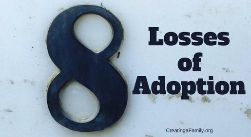 losses of adoption