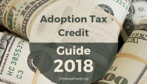 Adoption Tax Credit 2018