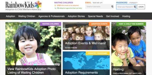 photolisting for international adoption