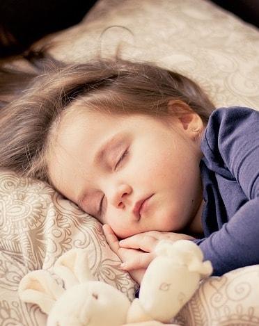 Sleep issues in foster children