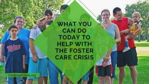 foster parenting help