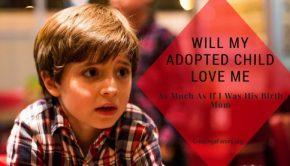 Adoption and Attachment