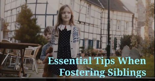 Fostering siblings