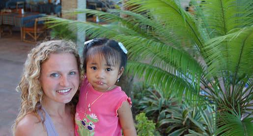 Transracial adoptees