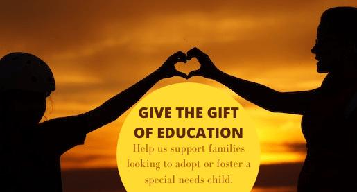 special needs scholarship fund